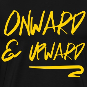 Onward and Upward T-Shirts - Men's Premium T-Shirt