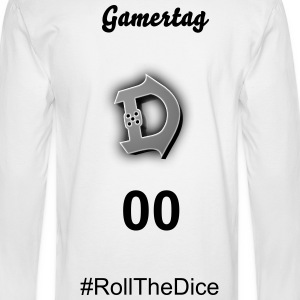 Dice Origins Official Jersey - Men's Long Sleeve T-Shirt