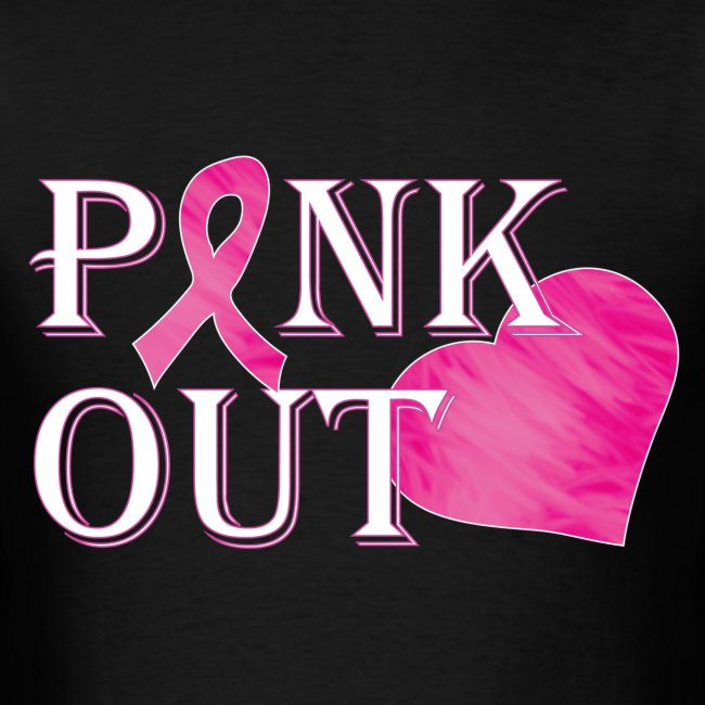 Pink Out Ribbon