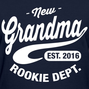 New Grandma 2016 T-Shirts - Women's T-Shirt
