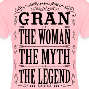 Gran The Legend... T-Shirts - Women's Premium T-Shirt