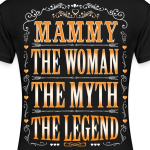 Mammy The Legend... T-Shirts - Women's Premium T-Shirt