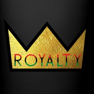 Black Royalty coffee mug - Full Color Mug