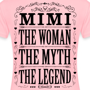 Mimi The Legend... T-Shirts - Women's Premium T-Shirt
