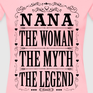 Nana The Legend... T-Shirts - Women's Premium T-Shirt
