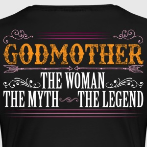 Godmother The Legend... T-Shirts - Women's Premium T-Shirt