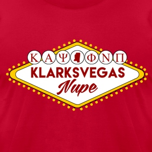 klarksvegas-nupe T-Shirts - Men's T-Shirt by American Apparel