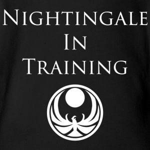 Little Nightingale In Training - Baby Short Sleeve One Piece