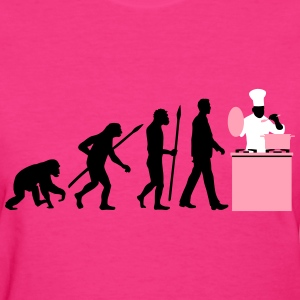 evolution_chief_with_pot_09_201603_3c T-Shirts - Women's T-Shirt