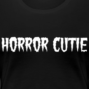 Horror Cutie - Women's Premium T-Shirt