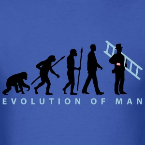 evolution_chimney_sweep_09_2016_c_3c T-Shirts - Men's T-Shirt