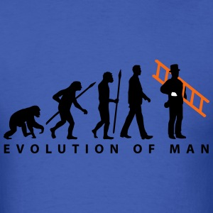evolution_chimney_sweep_09_2016_a_3c T-Shirts - Men's T-Shirt