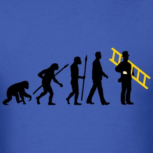 evolution_chimney_sweep_09_2016_b_3c T-Shirts - Men's T-Shirt