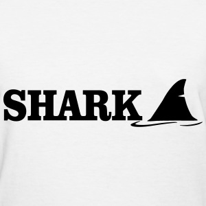 Shark T-Shirts - Women's T-Shirt