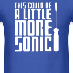 This Could Be more sonic - Men's T-Shirt