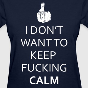 keep calm parody.png T-Shirts - Women's T-Shirt