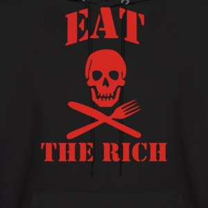Eat The Rich - Men's Hoodie
