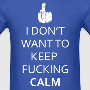 keep calm parody.png T-Shirts - Men's T-Shirt