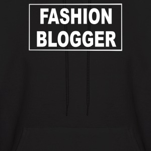 fashion blogger - Men's Hoodie