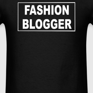 fashion blogger - Men's T-Shirt