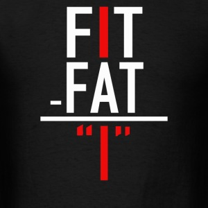 Fit Fat V2 - Men's T-Shirt