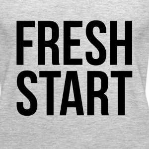 FRESH START NEW BEGINNING Tanks - Women's Premium Tank Top