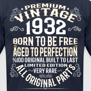 PREMIUM VINTAGE 1932 T-Shirts - Men's T-Shirt by American Apparel