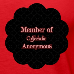Coffeeholic Anonymous - Women's Premium Tank Top