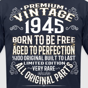PREMIUM VINTAGE 1945 T-Shirts - Men's T-Shirt by American Apparel