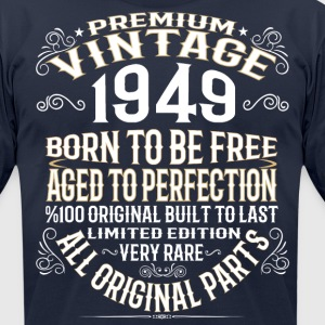 PREMIUM VINTAGE 1949 T-Shirts - Men's T-Shirt by American Apparel