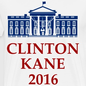 Hillary White House - Men's Premium T-Shirt