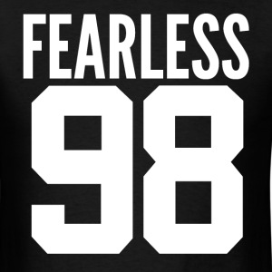 Fearless 1998 - 18th Birthday 18 Years Old Varsity T-Shirts - Men's T-Shirt