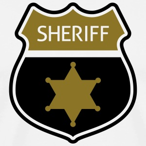 sheriff T-Shirts - Men's Premium T-Shirt