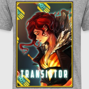 Transistor's Red T-Shirts - Men's Premium T-Shirt