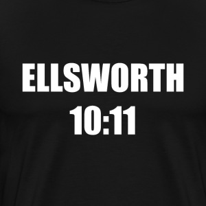 James Ellsworth 10:11 T-Shirt - Men's Premium T-Shirt