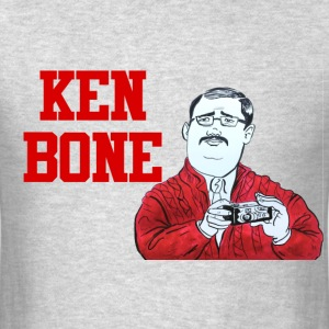 KEN BONE T-Shirts - Men's T-Shirt