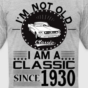 -Classic since 1930- T-Shirts - Men's T-Shirt by American Apparel