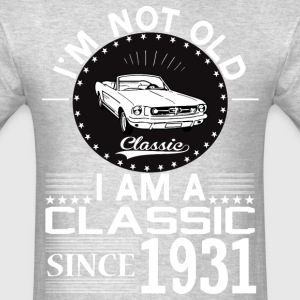 Classic since 1931 T-Shirts - Men's T-Shirt