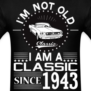 Classic since 1943 T-Shirts - Men's T-Shirt