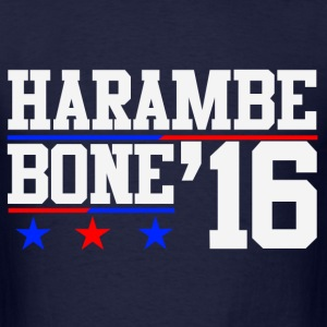 HARAMBE BONE 16 T-Shirts - Men's T-Shirt