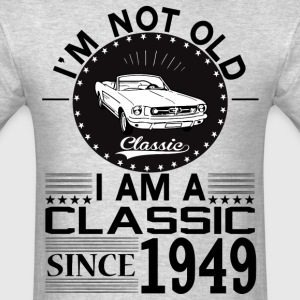 Classic since 1949 T-Shirts - Men's T-Shirt