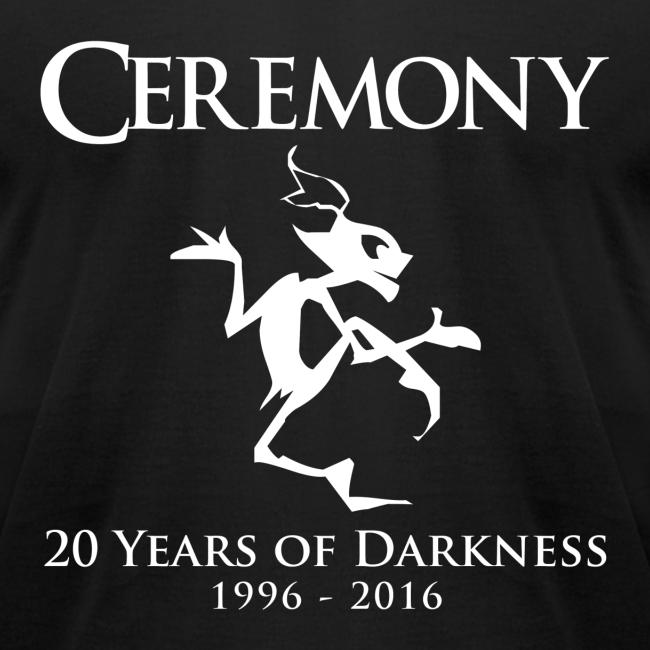 Ceremony 20 - design by Sponge Studio