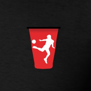 Foot Pong T Shirt - Men's T-Shirt