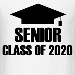 SENIOR 2020A.png T-Shirts - Men's T-Shirt