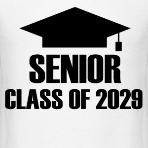 SENIOR 2029A.png T-Shirts - Men's T-Shirt