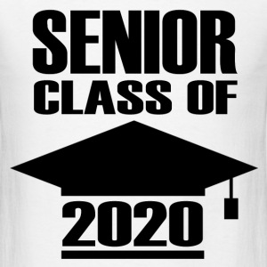 SENIOR 20201.png T-Shirts - Men's T-Shirt