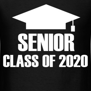 SENIOR 2020B.png T-Shirts - Men's T-Shirt