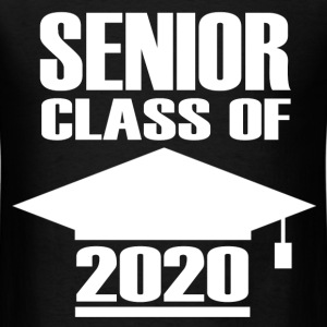 SENIOR 20202.png T-Shirts - Men's T-Shirt