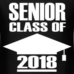 SENIOR 20182.png T-Shirts - Men's T-Shirt