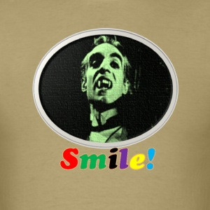 Smile #5 - Men's T-Shirt
